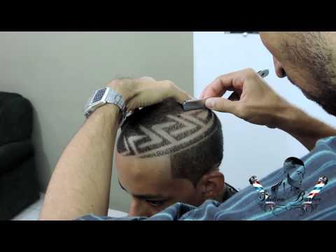 "Corte de cabelo masculino """" Shelton barber"""""