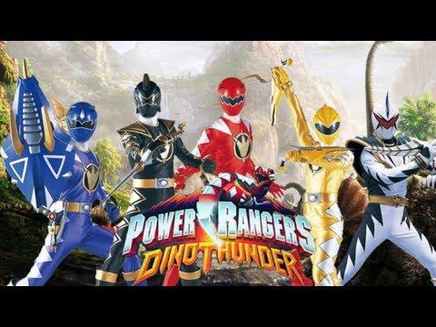 Tema instrumental de Power Rangers Dino Thunder [Dino Trueno]