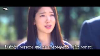 Esna-Bite My Lower Lip[Heirs OST]_sub español