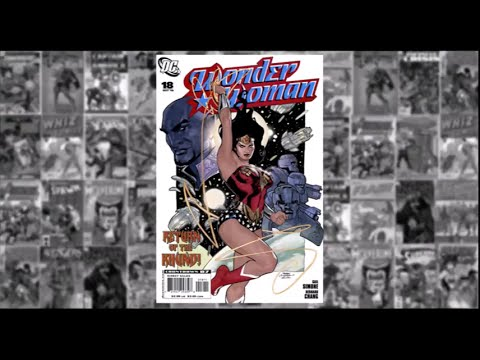 "Wonder Woman: Vol 3 #18 - ""Return of the Khund!"""