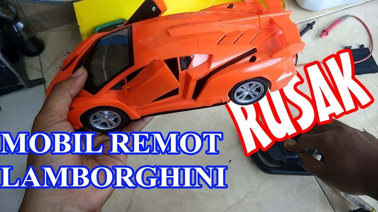 Servis Mobil Remot Mati Total Youtube