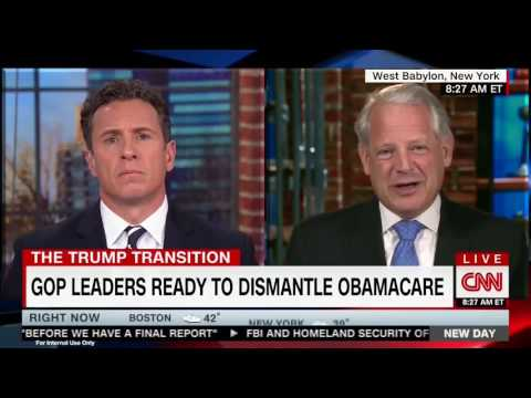 Rep. Israel on CNN New Day with Chris Cuomo