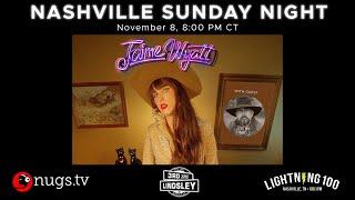 Jaime Wyatt: Nashville Sunday Night - Live at 3rd & Lindsley