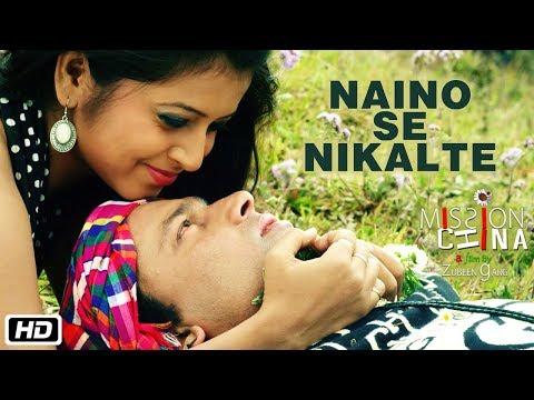 Naino Se Nikalte | Full Video Song | Mission China | Zubeen Garg
