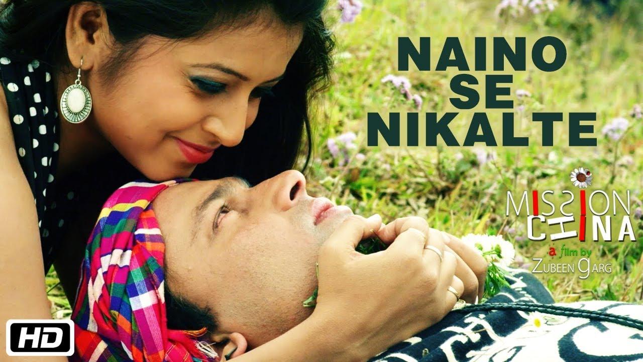 Download Naino Se Nikalte | Full Video Song | Mission China | Zubeen Garg