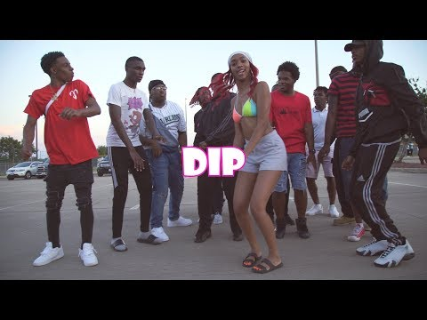 "The Woah Dance ""Tisa Korean - Dip"" (Dance Video) shot by @Jmoney1041 #TheWoah"