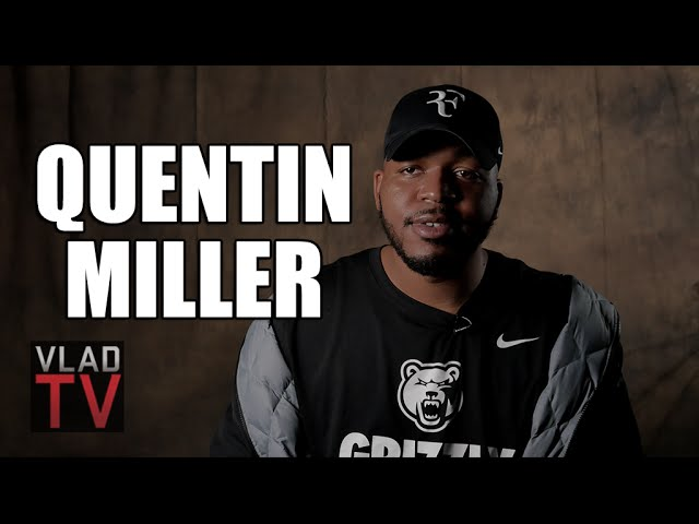 "Quentin Miller on Rumors He Dissed Drake with ""I Was Never Gang"" Line"