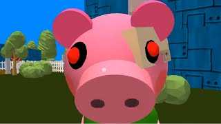 Piggy Neighbor Family Escape Obby House 3D Gameplay Walkthrough Part 1 - Levels 7 8 9 (Android,iOS)