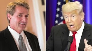 GOP's Flake: 'I would still not vote for Donald...