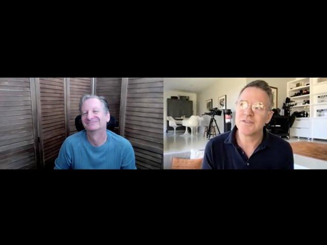 Meet The Biz With David Zimmerman - 10/26/21 - Special Guest: Graham Streeter