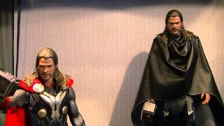Hot Toys Thor 2 Light Asgardian Armor & Regular Versions Part 2