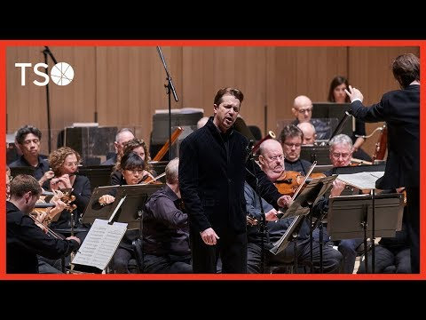 Owen Pallet: Songs from an Island / André de Ridder & Daniel Okulitch · Toronto Symphony Orchestra