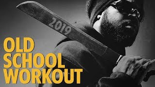 Best Old School Gangster 🔫 Hip Hop & Rap Gym Workout Music Mix | Top 10 Workout Songs 2019