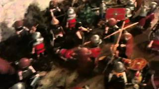 playmobil romain ( la bataille party 5 )