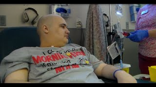 Doing Chemotherapy, Is a long process...