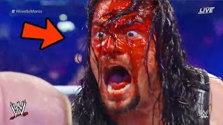 10 LIVE Moments WWE Doesn't Want You To See!