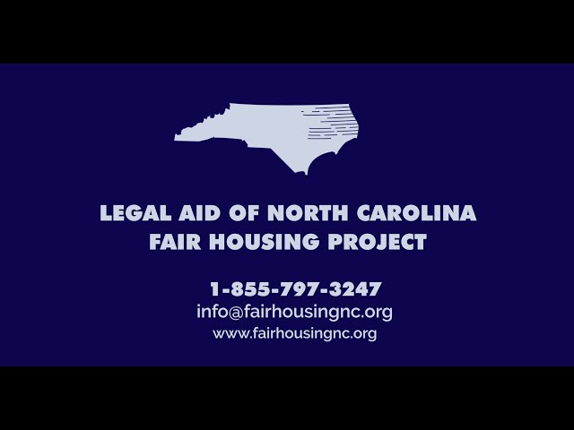 What is fair housing? (Part 3 of 3)