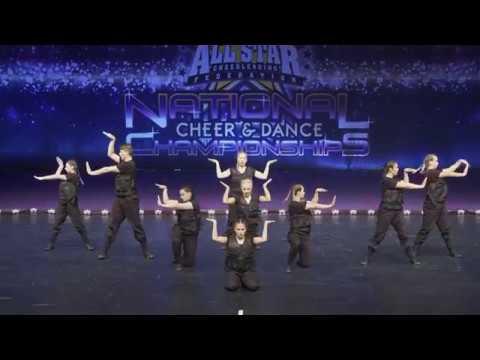 Shire Elite Cheerleading | 2016 Hip Hop Crew – KINGPINS | Sutherland Shire, Sydney, NSW
