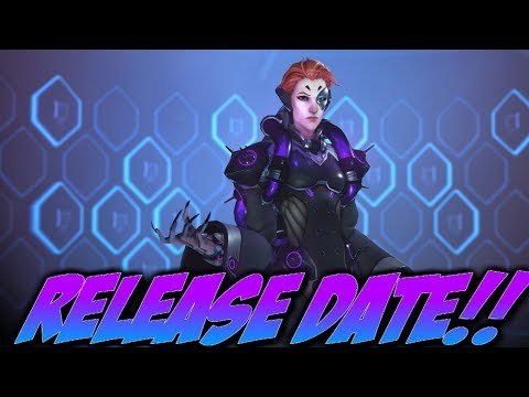 Overwatch | Moiras Release Date Today!!! | Lets Talk