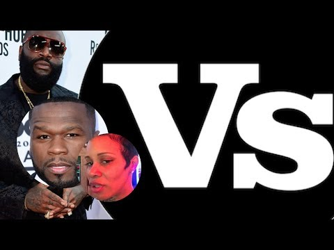Rick Ross CAN'T FORGIVE His Son or Baby Mother for Joining Forces With 50 Cent During their Beef