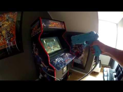 Demul arcade machine | Atomiswave in Maximus Arcade  2019-01-23