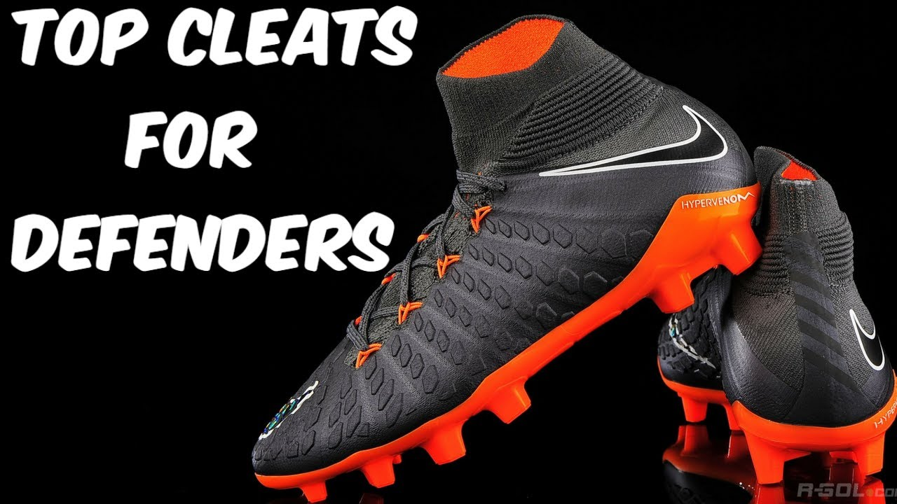 Top Soccer Cleats Football Boots for Defenders - YouTube 240d88708768