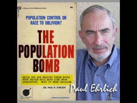 The Species Barrier: Interview with Professor Paul Ehrlich - YouTube