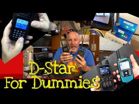 D Star & DMR for beginners- Radios, Hotspots and more | K6UDA Radio