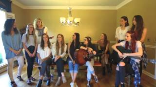 """Burning House"" by Cam, cover by CIMORELLI feat The Gardiner Sisters"