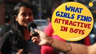 What Girls Find Attractive in Boys | Public Interviews with Jokes | StreetFlix | Wassup India