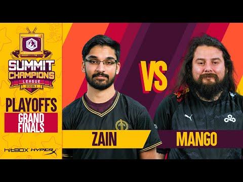 Zain vs Mang0
