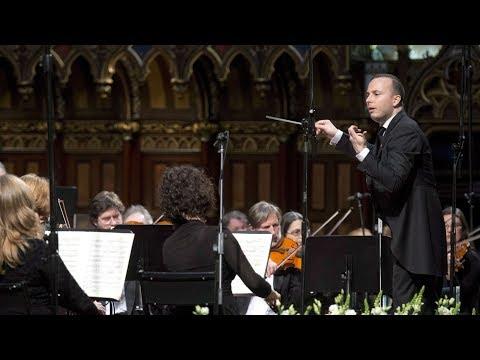 Yannick Nézet-Séguin et l'Orchestre métropolitain de Montréal à Paris