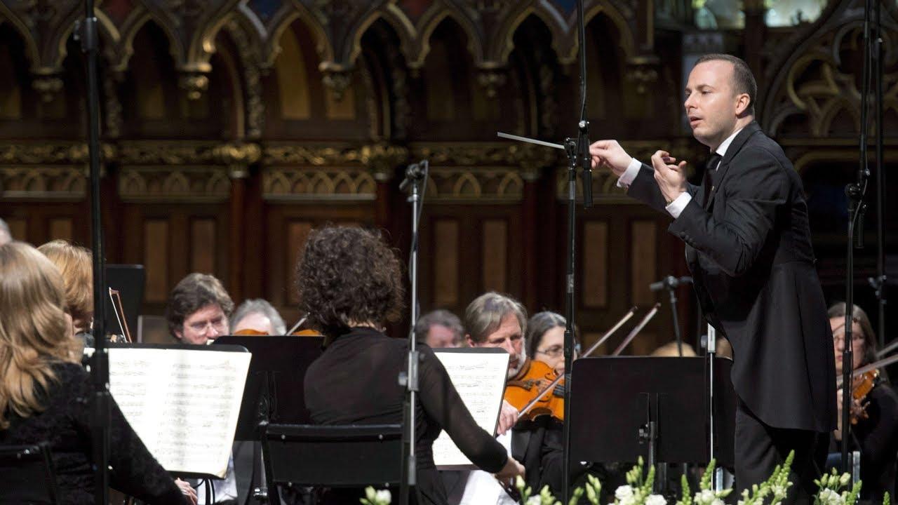video: Yannick Nézet-Séguin et l'Orchestre métropolitain de Montréal à Paris