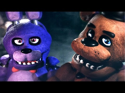 Unreal Shift at Freddy's   BEST FAN GAME