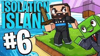A NEW PLAYER HAS ARRIVED! - (Isolation Island) - Episode 6