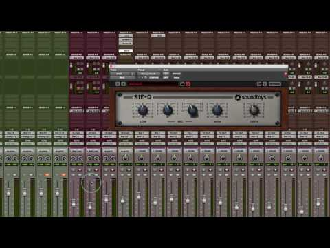 Sound Toys - Sie-Q - Mixing With Mike Plugin of the Week