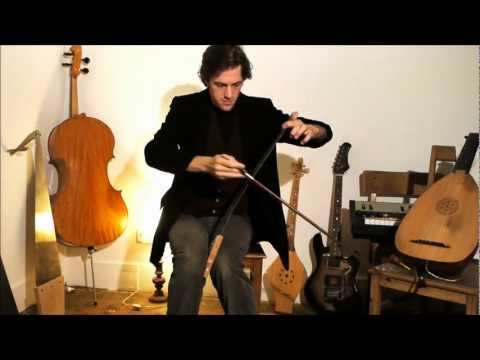 David Stützel: Musical Saw Secrets §1