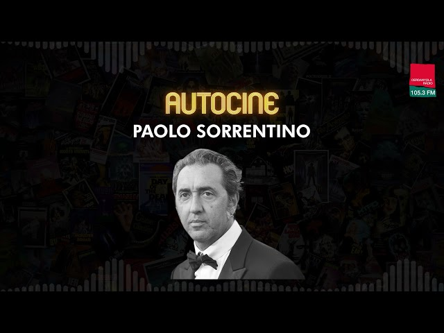 Autocine 4x29: PAOLO SORRENTINO con Mr. Blonde