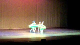 """ABAP Danceries XVIII IDMM Ballet School """"Merge"""""""