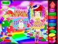 Game for girls and boys - Play candy house