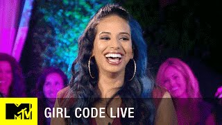 'Cry Guys w/ Kelly Osbourne' Official Clip (Episode 1) | Girl Code Live | MTV