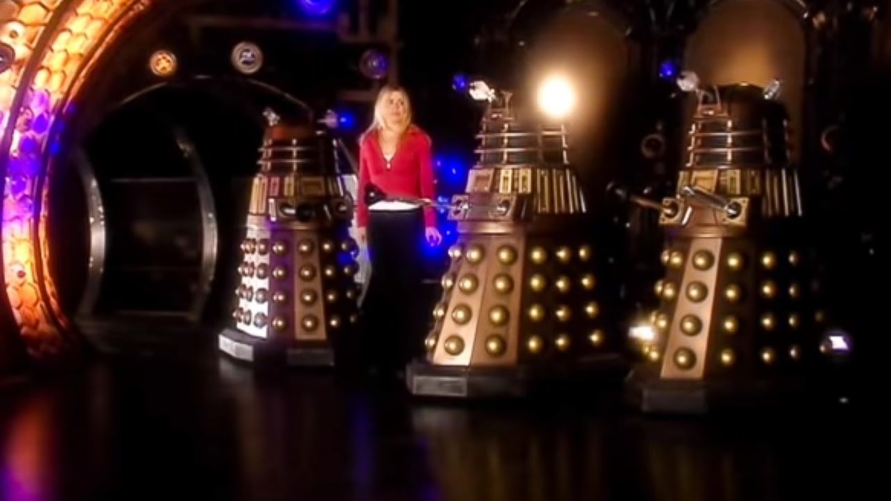 """Download """"No Weapons, No Defences, No Plan!""""   Bad Wolf   Doctor Who"""