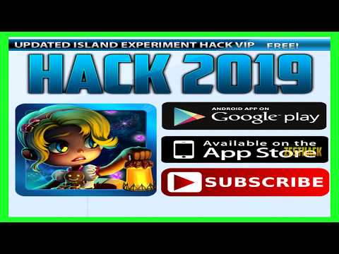 ISLAND EXPERIMENT HACK - Gems and Coins - CHEATS ()