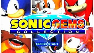 Sonic Gems Collection- Sonic Boom D'nB Mix