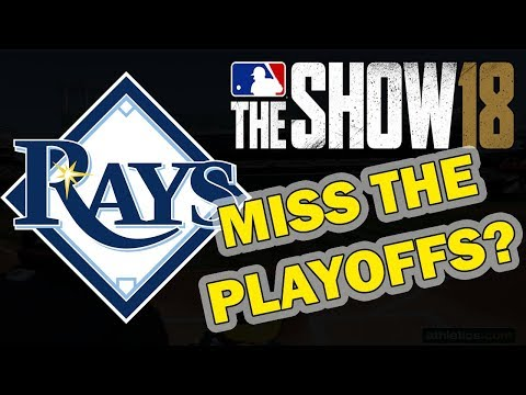TAMPA BAY RAYS FRANCHISE EPISODE 22 | MISS THE PLAYOFFS?? |
