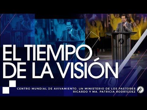 #193 El tiempo de la visión - Pastor Ricardo Rodríguez
