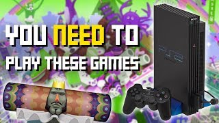 Top 5 PS2 Games YOU NEED to Play! - Playstation 2 has an AMAZING library....