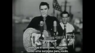 Elvis Presley, vida e morte. Legendado.