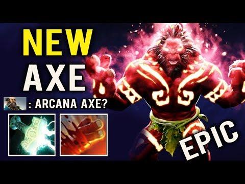NEW BADASS IMMORTAL Red Hulk Axe Kickboxing Crazy Gameplay Top Pro 7.21 Dota 2