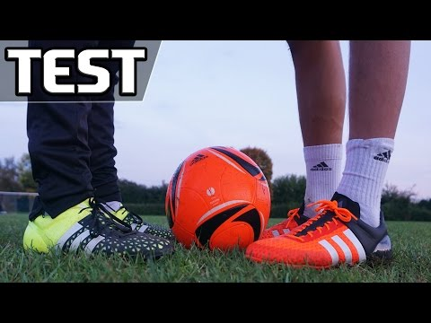 Ultimate Test: adidas ACE 15+ Primeknit VS Ace 15.1 - AMAZING GOALS & SKILLS
